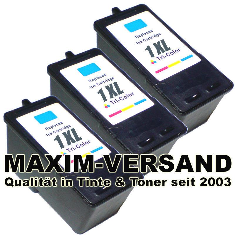 Lexmark 1 kompatibel x 3