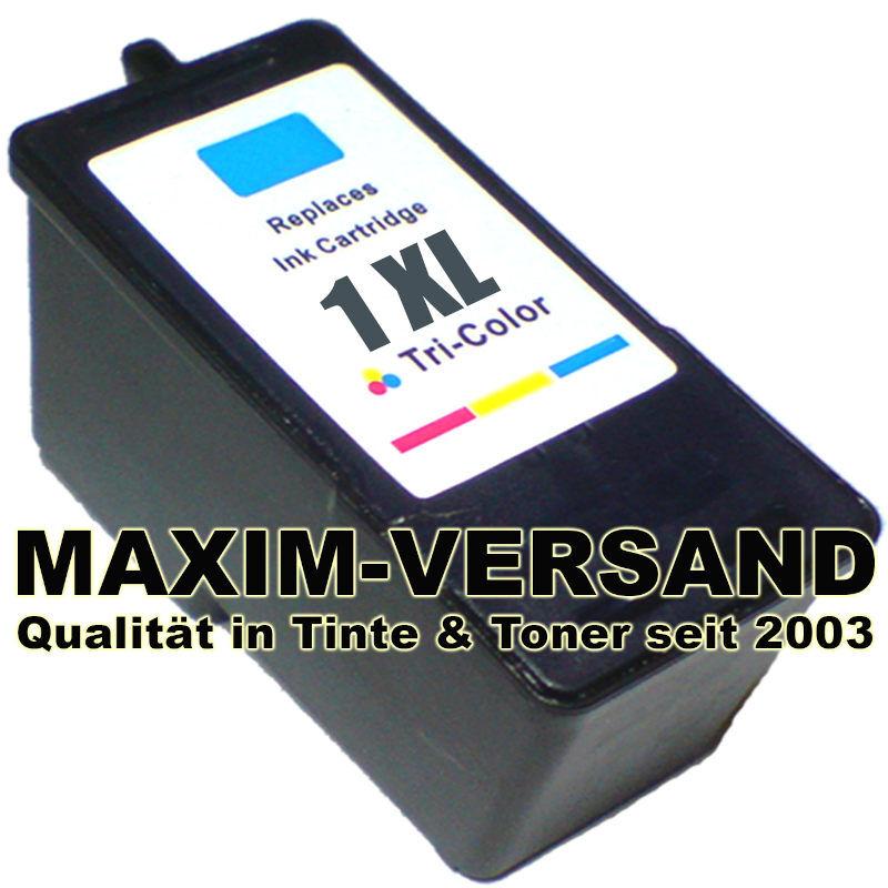Lexmark 1 - recycelt - 18C0781E - 18CX781E - Color