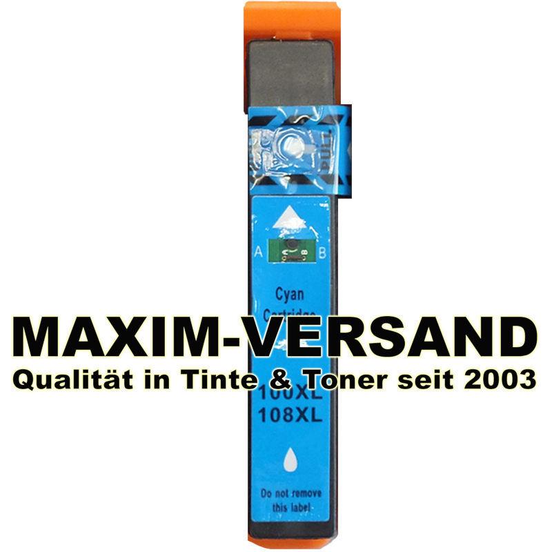 Lexmark 100 XL - kompatibel - (14N1069E) - blau / cyan