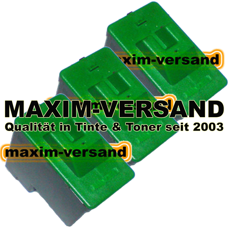Lexmark 16/17 kompatibel x 3