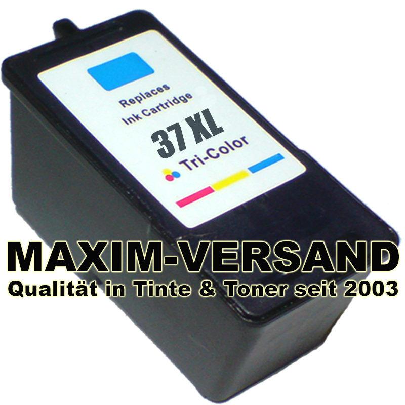 Lexmark 37 XLA - farbig - color - recycelt - 18C2180E
