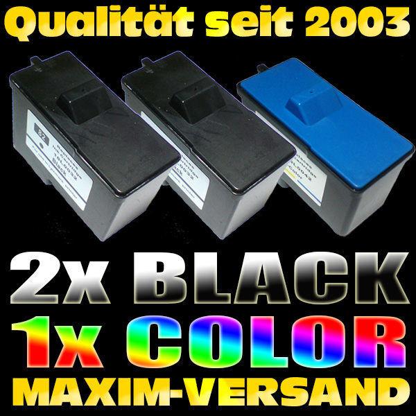 Lexmark 82 x 2 +  Lexmark 83 kompatibel