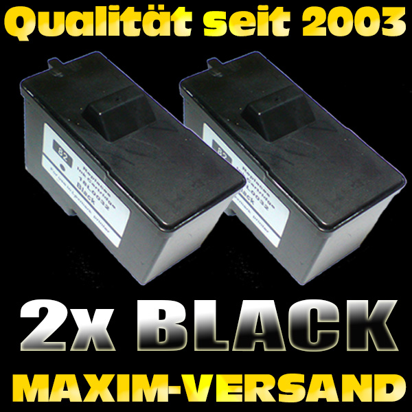 Lexmark 82 kompatibel x 2