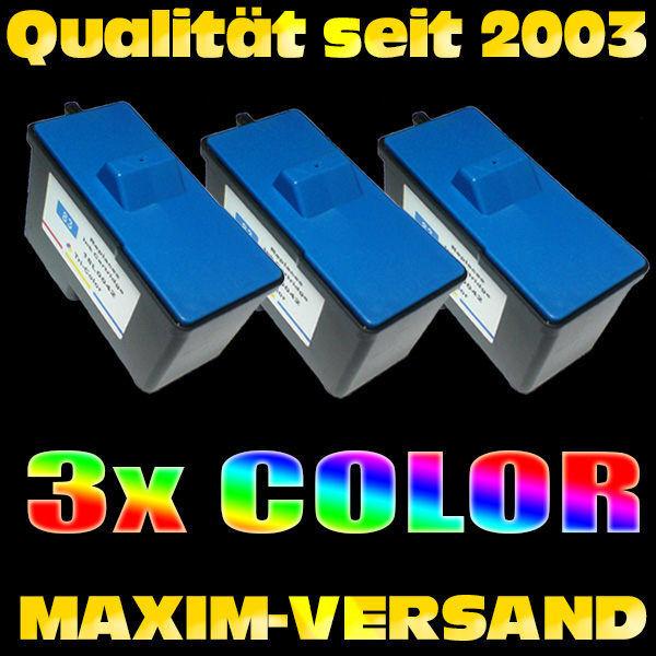 Lexmark 83 kompatibel x 3