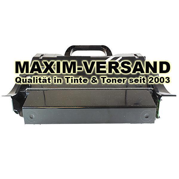 Lexmark T650 Black - Toner kompatibel - ca. 25.000 Seiten