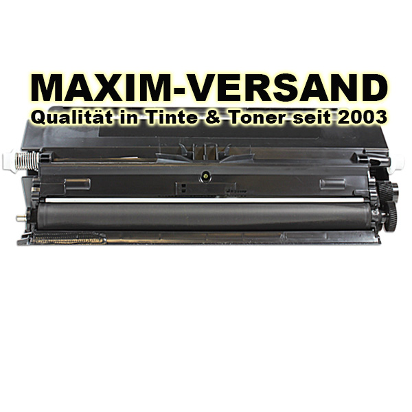 Lexmark X463 Schwarz / Black - 0X463X11G Toner kompatibel