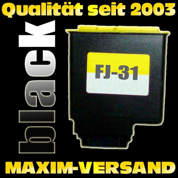 Olivetti FJ-31 schwarz / black - kompatibel