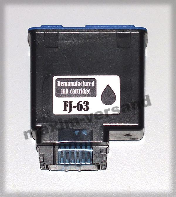 Olivetti FJ-63 schwarz / black - kompatibel