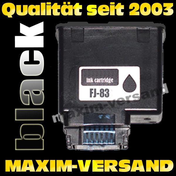 Olivetti FJ-83 schwarz / black - kompatibel