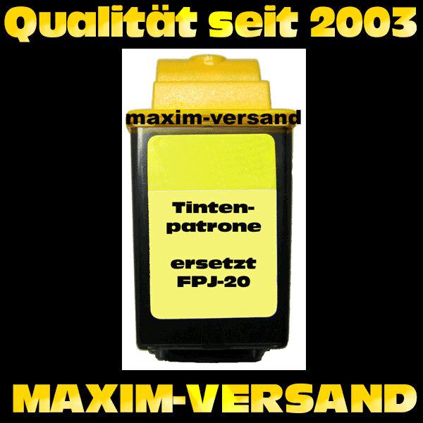 Olivetti FPJ-20 - schwarz / black - kompatibel