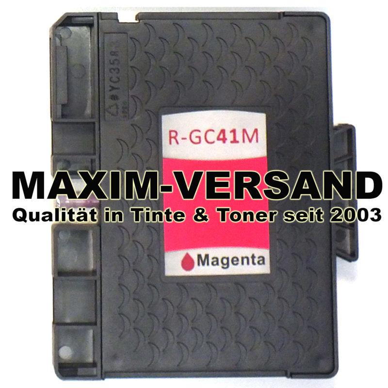 Ricoh GC-41M - kompatibel - rot / magenta