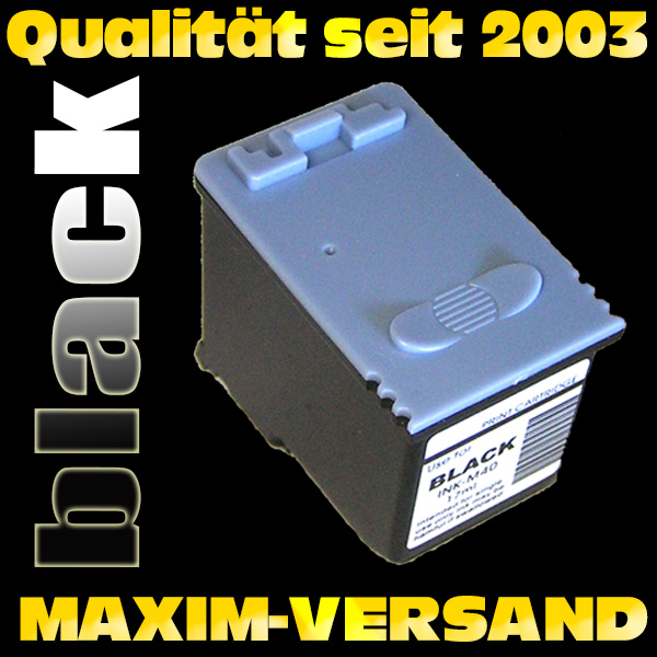 Samsung INK-M40 - kompatibel - schwarz / black
