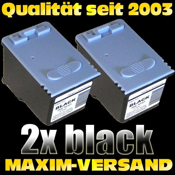 Druckerpatronen Set ersetzt Multipack Samsung M40 - kompatibel x 2