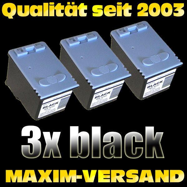 Druckerpatronen Set ersetzt Multipack Samsung M40 - kompatibel x 3