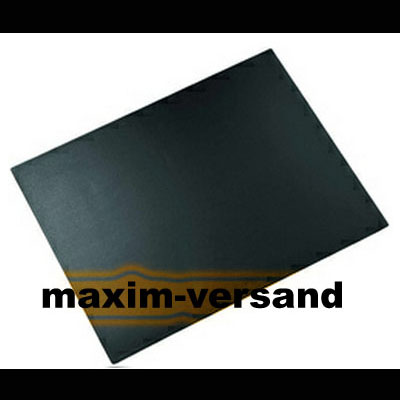Office: Schreibtischunterlage schwarz 650 x 520 mm