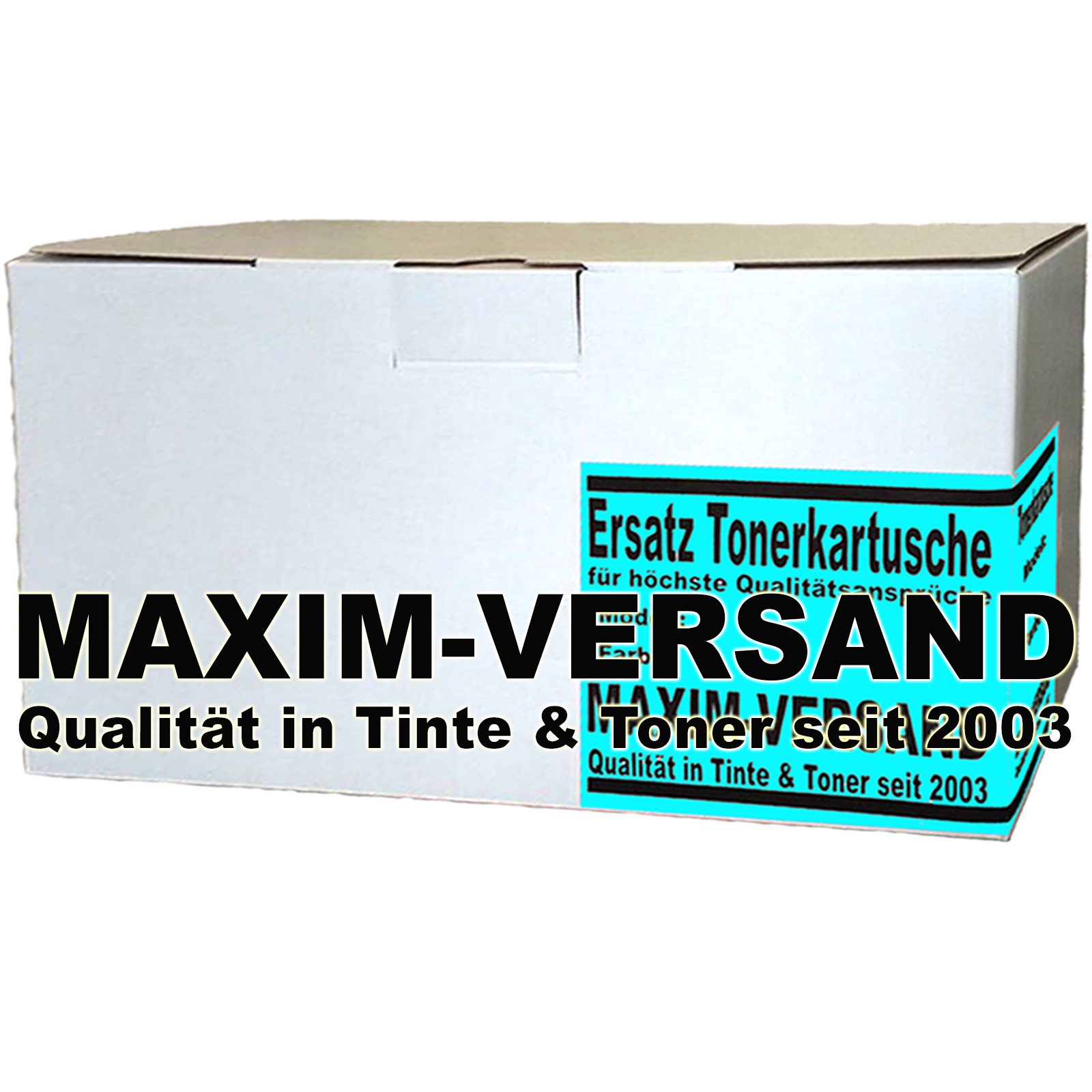 Brother TN-04 Toner / Toner-Patrone - kompatibel - blau / cyan