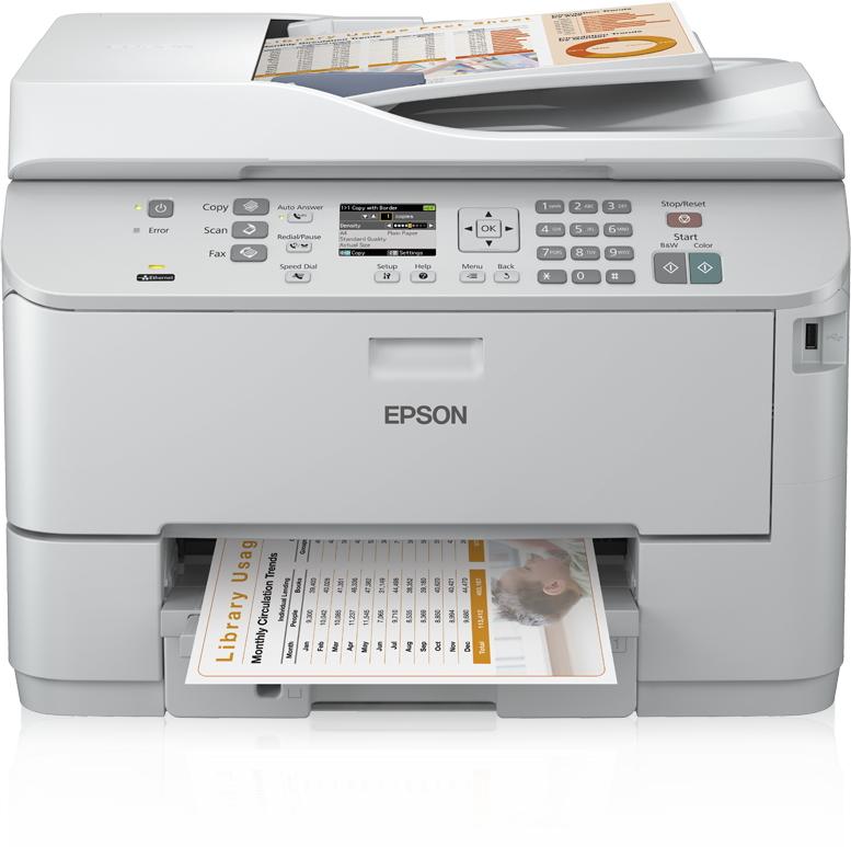 Der Epson WorkForce Pro WP-4525DNF